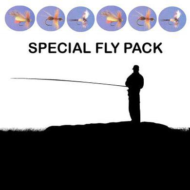 Dry Fly Pack 30 Doz