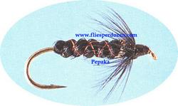 Skunk Hair Caddis