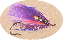 Spawning Puple Spey